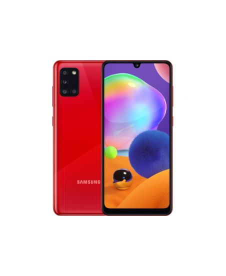 Samsung Galaxy A31 4/128GB Red (красный)