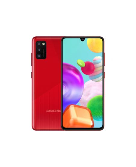 Samsung Galaxy A41 4/64GB Red (красный)